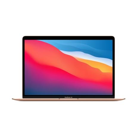 Apple Macbook Air M1 [MGND3ID/A] (Apple M1 8-core CPU/7-core GPU/8 GB/256 GB SSD - Gold)
