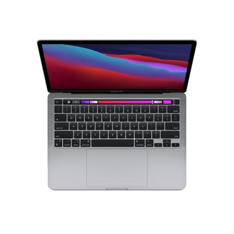 Apple Macbook Pro M1 [MYD82ID/A] (Apple M1 8-core CPU/8-core GPU/8 GB/256 GB SSD - Space Grey)