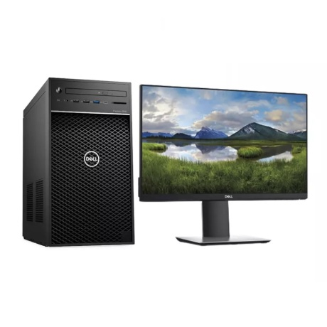 Dell Precision T3640 MT (Xeon W1250/16GB(2x8) DDR4/2 TB SATA/Wind10 pro)